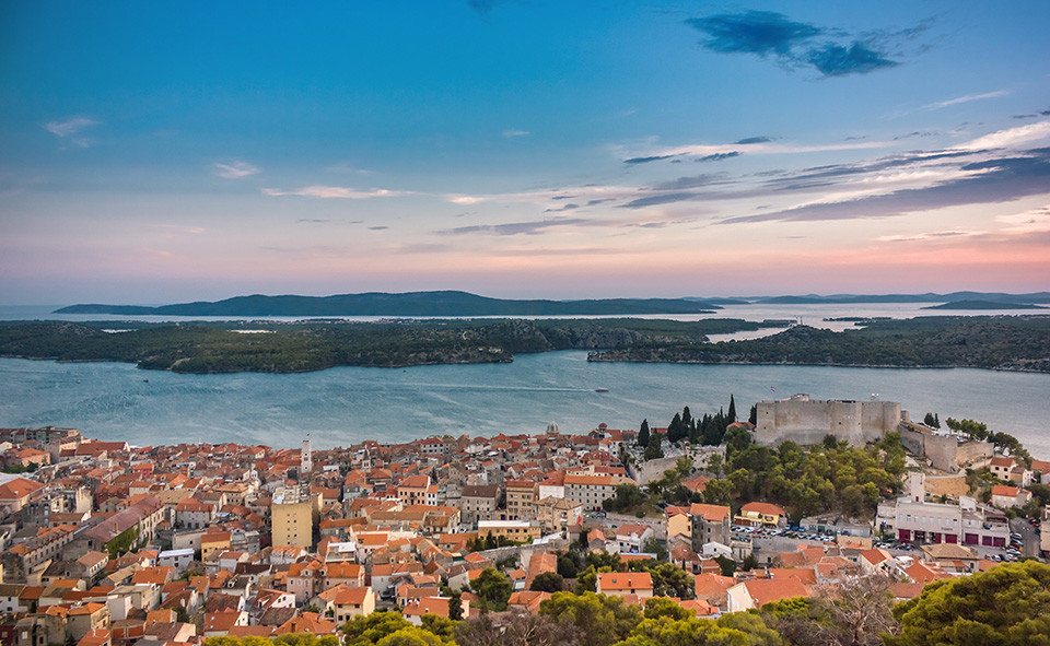 Grad Šibenik | Tvrđava Sv. Nikole